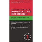 Oxford Handbook of Nephrology and Hypertension: Ghid practic Oxford nefrologie și hipertensiune - Simon Steddon, Alistair Chesser, John Cunningham, Ne