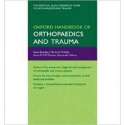 Oxford Handbook of Orthopaedics and Trauma - Gavin Bowden, Martin McNally, Simon Thomas, Alexander Gibson