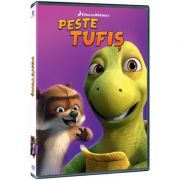 Peste Tufis (DVD) imagine librariadelfin.ro