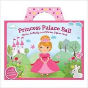 Princess Palace Ball - Elizabeth Lawrence