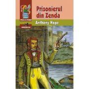 Prizonierul din Zenda - Anthony Hope imagine libraria delfin 2021