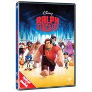 Ralph strica tot - Disney (DVD) imagine librariadelfin.ro