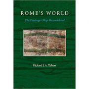 Rome's World: The Peutinger Map Reconsidered - Richard J. A. Talbert