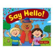 Say Hello Pupil'S Book 1 - Judy West