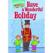 Susie and Sam Have a Wonderful Holiday - Judy Hamilton