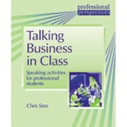 Talking Business in Class - Christopher Sion