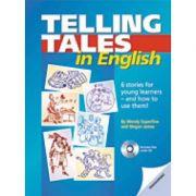 Telling Tales in English - Megan James