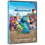 Universitatea Monstrilor - Disney Pixar (DVD) imagine librariadelfin.ro
