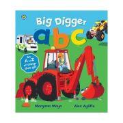 Awesome Engines: Big Digger ABC - Margaret Mayo