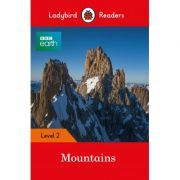 BBC Earth Mountains. Ladybird Readers Level 2