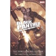 Black Panther: The Man Without Fear - The Complete Collection - David Liss