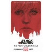 Black Widow Volume 1: The Finely Woven Thread - Nathan Edmondson