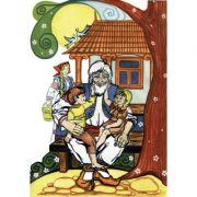 Bunicul - Plansa poveste (PP7) imagine librariadelfin.ro