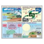 Circulatia substantelor in natura. Poluarea mediului / Lumina. Masurarea vitezei luminii (duo) (FZ8)