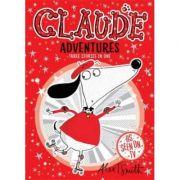 Claude Adventures - Alex T. Smith