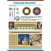 Plansa decorativa - Compozitia decorativa/ Cercul lui Newton (AP1) imagine librariadelfin.ro