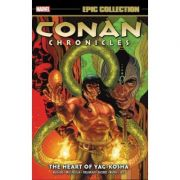 Conan Chronicles Epic Collection: The Heart Of Yag-kosha - Kurt Busiek