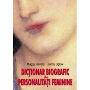Dictionar Biografic de Personalitati Feminine - Maggy Hendry