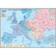 "Europa in perioada ""razboiului rece"" 1945-1989 (IHC6E) imagine librariadelfin.ro"
