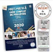Matematica - Ghid complet de pregatire pentru Evaluarea Nationala 2020