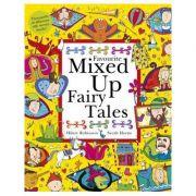 Favourite Mixed Up Fairy Tales - Hilary Robinson