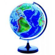 Glob 3D. Lumea fizica in relief (in limba engleza) imagine librariadelfin.ro