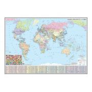 Harta politica a lumii 1000x700mm (GHL4P-INT-L)