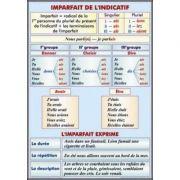 Plansa dubla - Imparfait de L'Indicatif/ Futur Simple (FP2) imagine librariadelfin.ro