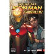 Invincible Iron Man: Ironheart Vol. 1 - Riri Williams - Brian Michael Bendis