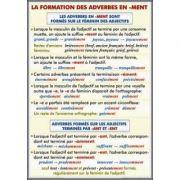 Plansa dubla - La formation des adverbs en ment/ L'Imperatif (FP5) imagine librariadelfin.ro