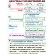 Plansa dubla - Limba rusa 12 (RP12) imagine librariadelfin.ro