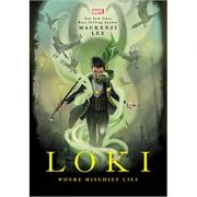 Loki - Mackenzi Lee, Stephanie Hans