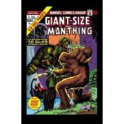 Man-thing By Steve Gerber: The Complete Collection Vol. 2 - Steve Gerber