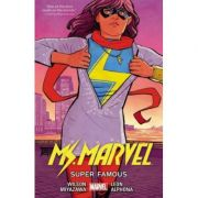 Ms. Marvel Vol. 5: Super Famous - G. Willow Wilson