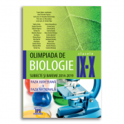 Olimpiada de biologie, clasele IX-X. Subiecte si bareme 2014-2019, faza judeteana si faza nationala - Traian Saitan, Octavian Popescu, Alexandra Simon