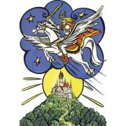 Pasarea Maiastra (secventa 1) - Plansa poveste (PP14-A) imagine librariadelfin.ro