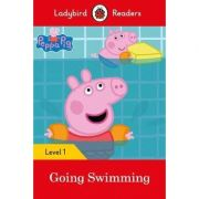 Peppa Pig Going Swimming. Ladybird Readers Level 1