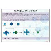 Plansa - Reactia acid-baza (CH15)