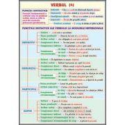 Plansa dubla - Functii sintactice/ Conversiunea-schimbarea valorii gramaticale (LR13) imagine librariadelfin.ro