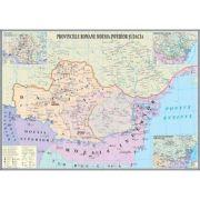 Provinciile romane Moesia Inferior si Dacia (IHA9) imagine librariadelfin.ro