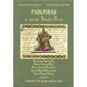 Psaltirea in talcuirea Sfintilor Parinti, Volumul II - Cuviosul Efthimie Zigaben, Sfantul Nicodim Aghioritul