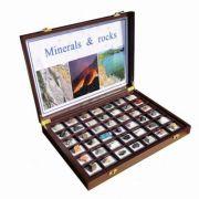 Trusa - Roci si minerale, 42 specimene imagine librariadelfin.ro