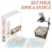 Set folio. Epoca Antica - 23 de folii (IHF-A) imagine librariadelfin.ro