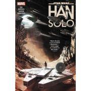 Star Wars: Han Solo - Marjorie Liu, Jason Aaron
