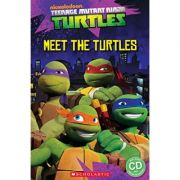 Teenage Mutant Ninja Turtles. Meet The Turtles! - Fiona Davis