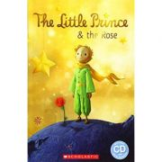 The Little Prince and The Red Rose - Jane Rollason