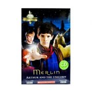 The Merlin. Arthur and The Unicorn - Lynda Edwards