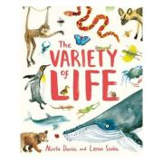 The Variety of Life - Nicola Davies