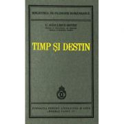 Timp si destin - Constantin Radulescu-Motru