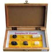 Trusa - Cristale minerale, 6 specii imagine librariadelfin.ro